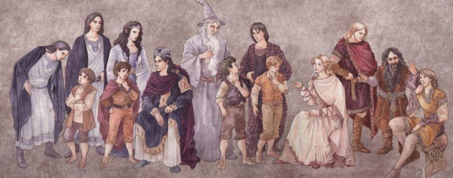 Exposición de J.R.R. Tolkien en Nueva York