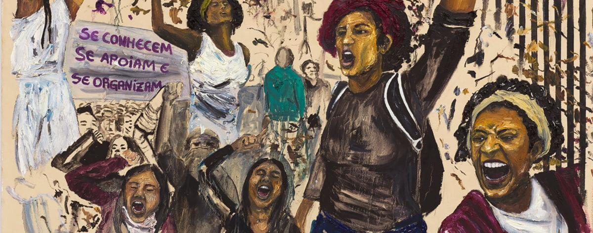 Comunidad artística brasileña alza la voz