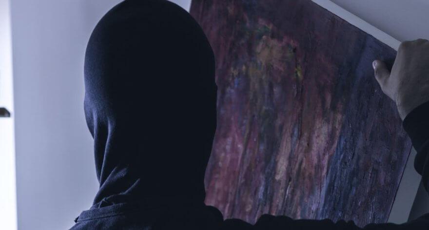 Robo en una galería de arte de SoHo