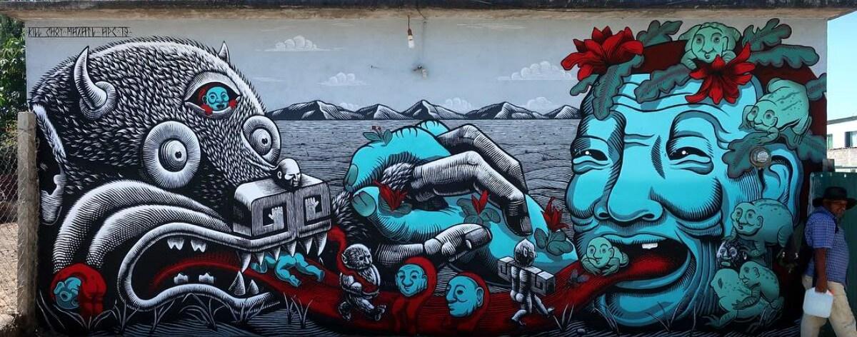 Los ilustradores mexicanos que debes seguir este 2020
