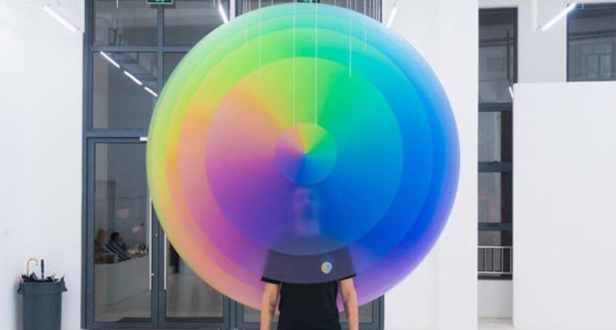 Nueva exposición de PANTONE en Shanghai