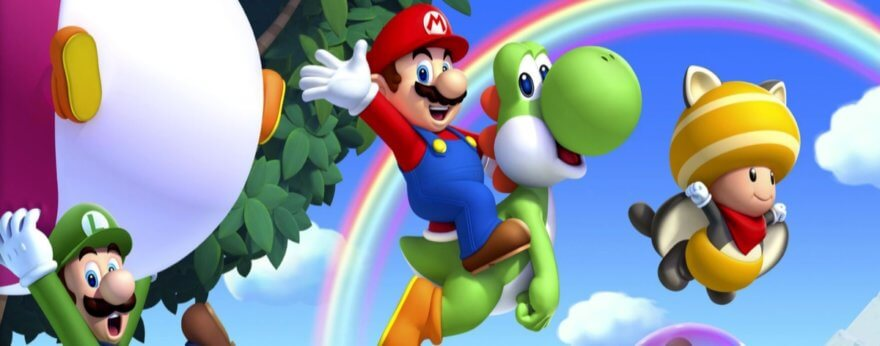 New Super Mario Bros. U Deluxe para Nintendo Switch