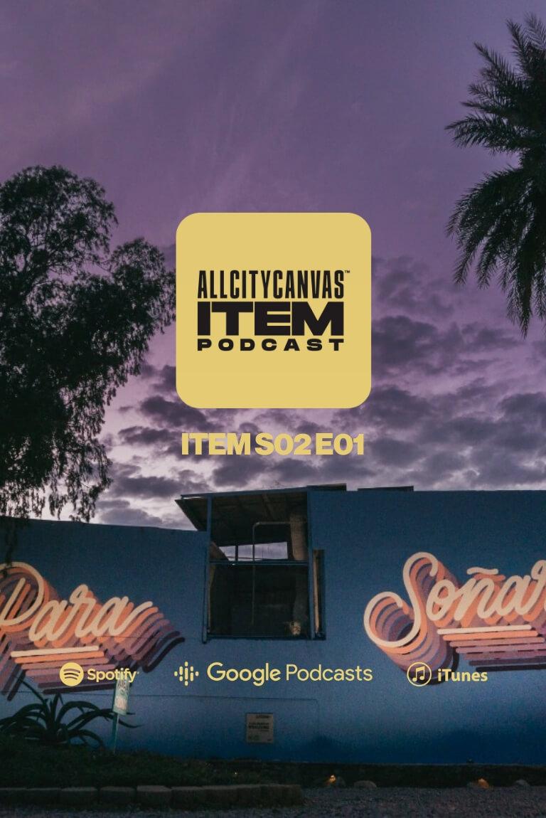 ITEM 04 – Drones & Graffiti, Para Soñar, Virgil Abloh y J Balvin