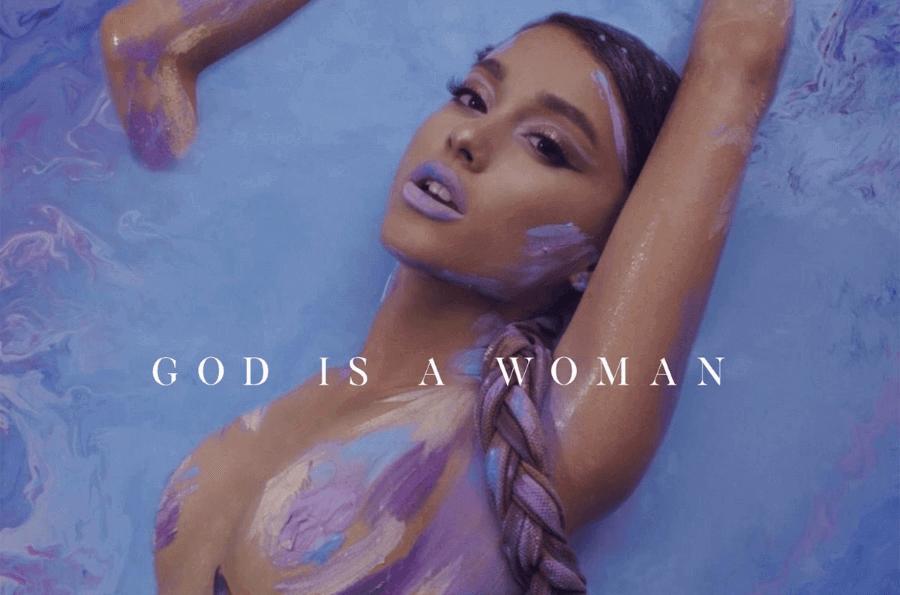 Plagio de Ariana Grande