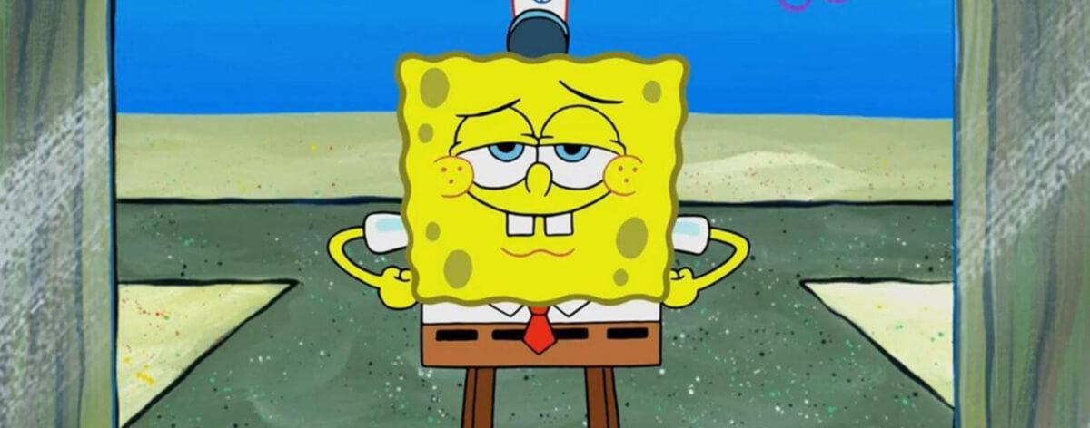 Bob Esponja cumple 20 años y Nickelodeon lo celebra