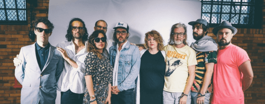 Broken Social Scene lanza video a base de GIFs