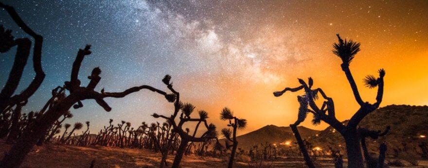 Cambio climático a través de la lente de Jeff Frost