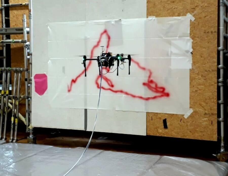 Drone Graffiti Project chega neste fim de semana