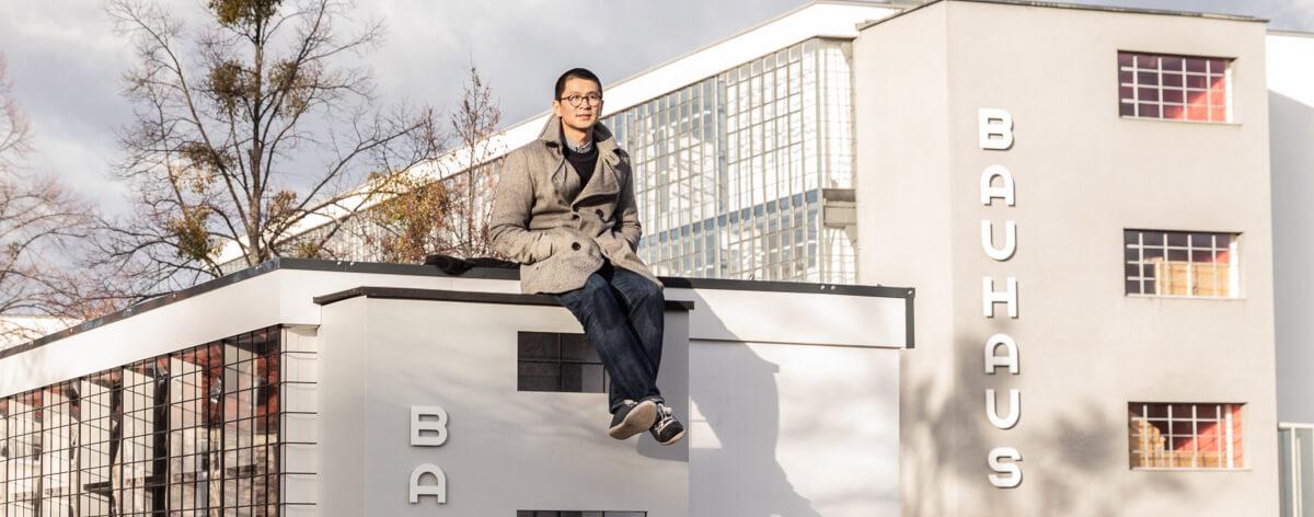 El autobús Bauhaus viajará por 4 ciudades del mundo
