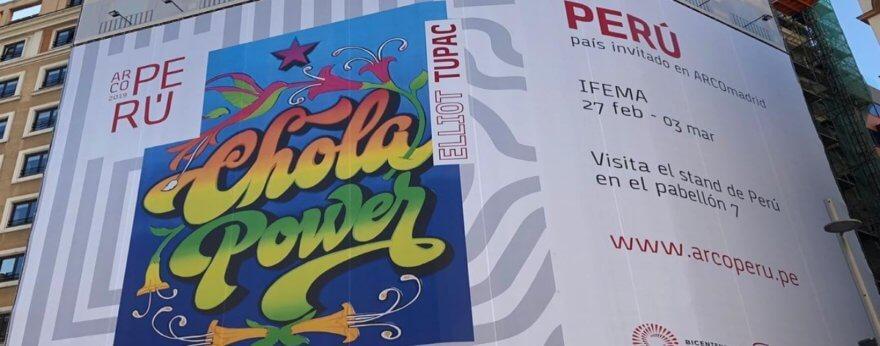Perú, país invitado en feria de arte de España