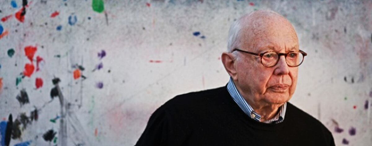 Ellsworth Kelly plasmado en sellos postales