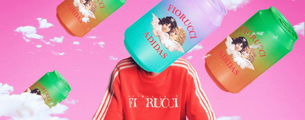 Fiorucci colabora con adidas Originals