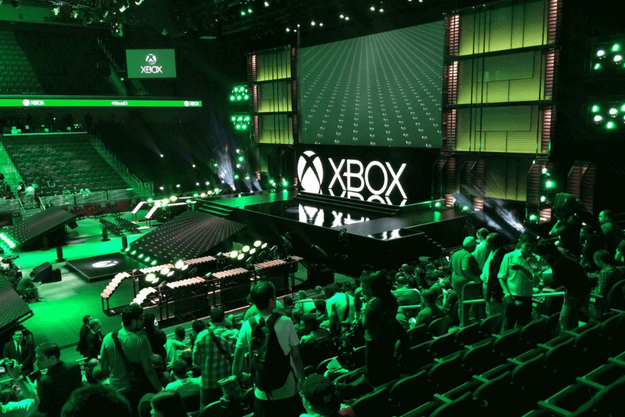 Conferencia de Xbox