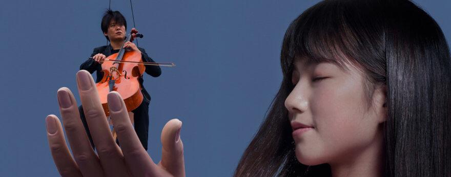 Jody Xiong crea espectacular póster gigante en 3D