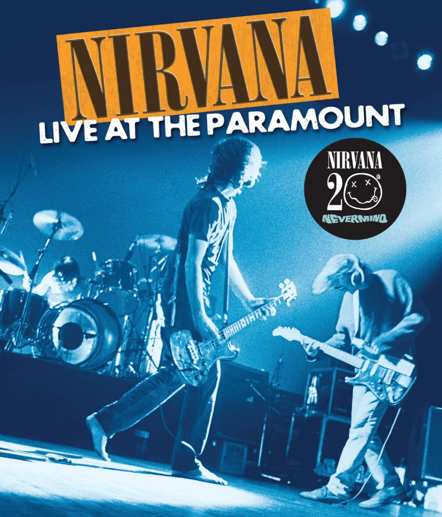 Portada Live at the Paramount