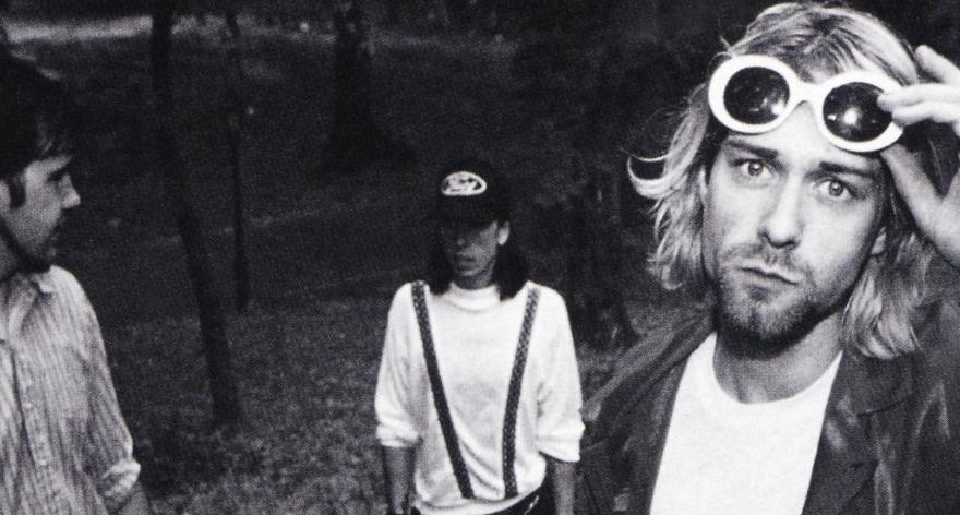 Live at the Paramount de Nirvana en vinil