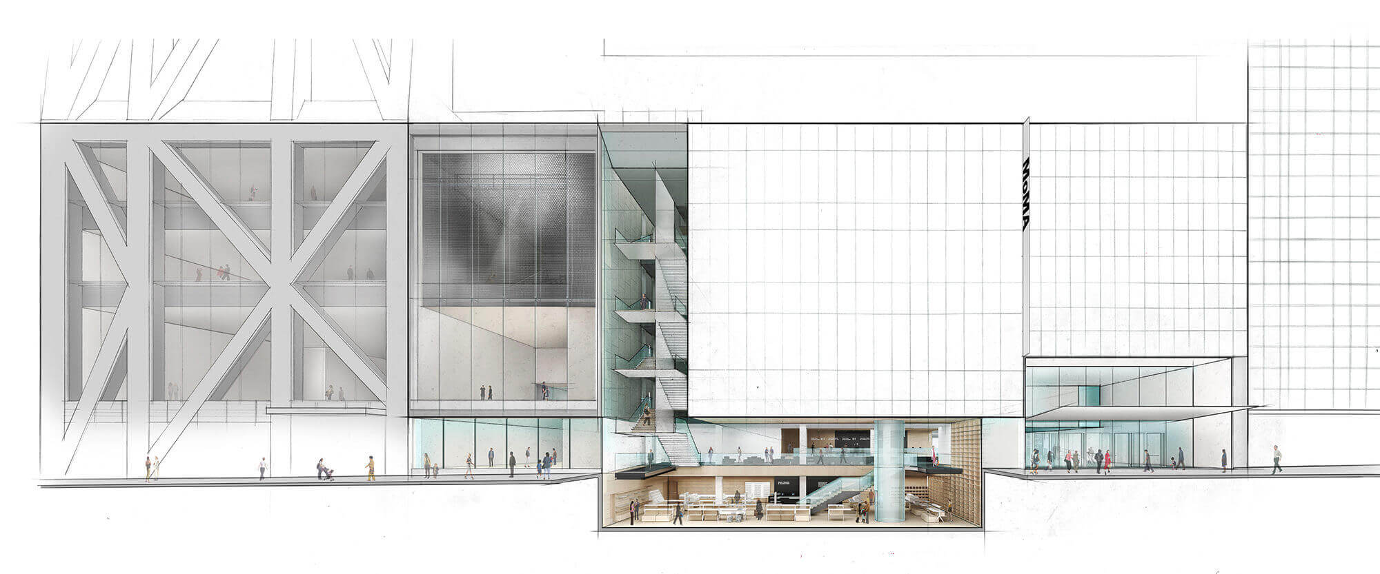 MoMA cierra sus puertas por remodelación y expansión 5