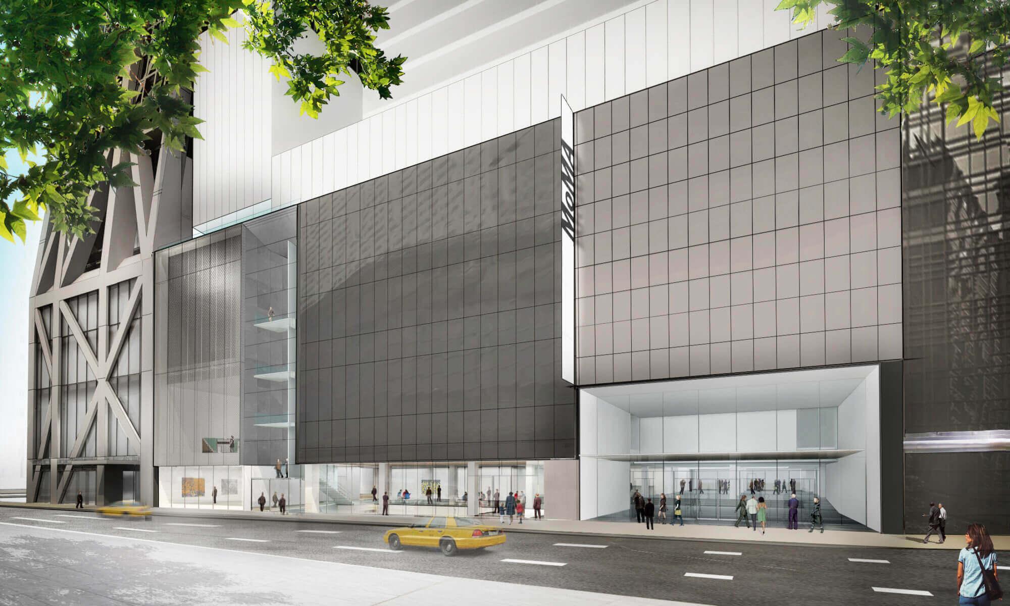 MoMA cierra sus puertas por remodelación y expansión