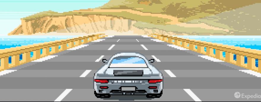 NeoMam Studios crea carreteras en 8 bits
