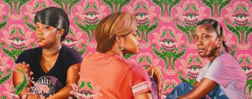 Nueva exhibición de Kehinde Wiley en EE.UU.