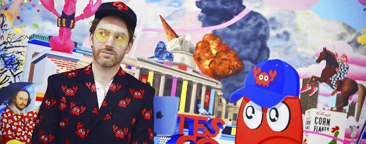 Exposición individual de Philip Colbert en Los Ángeles