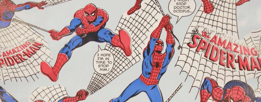 Spiderman a la mexicana durante los años setenta