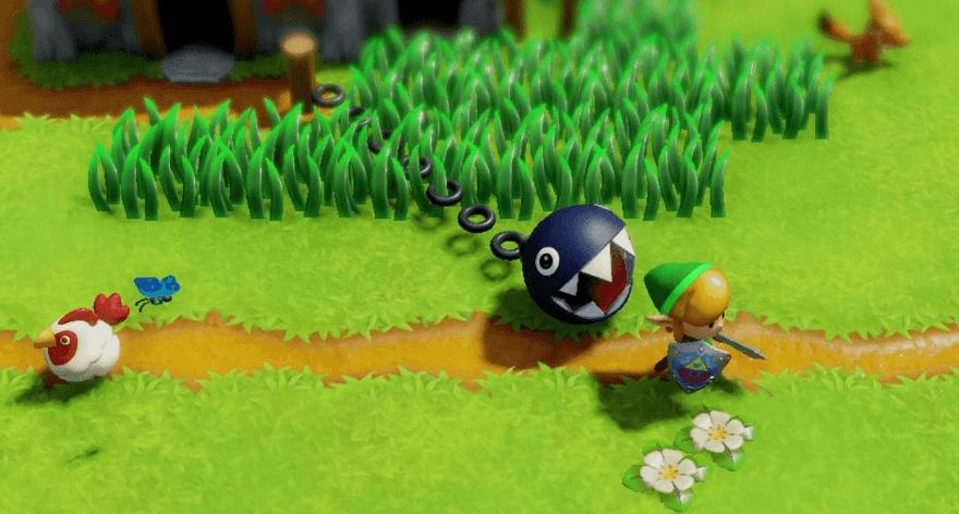 The Legend of Zelda: Link's Awakening ahora en 3D