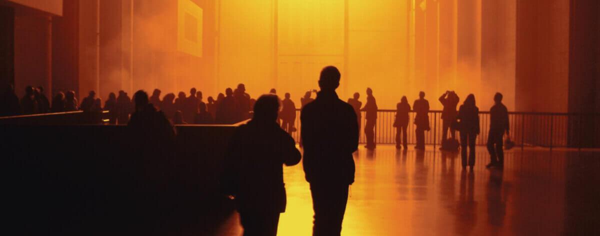 Retrospectiva de Olafur Eliasson en la TATE Modern