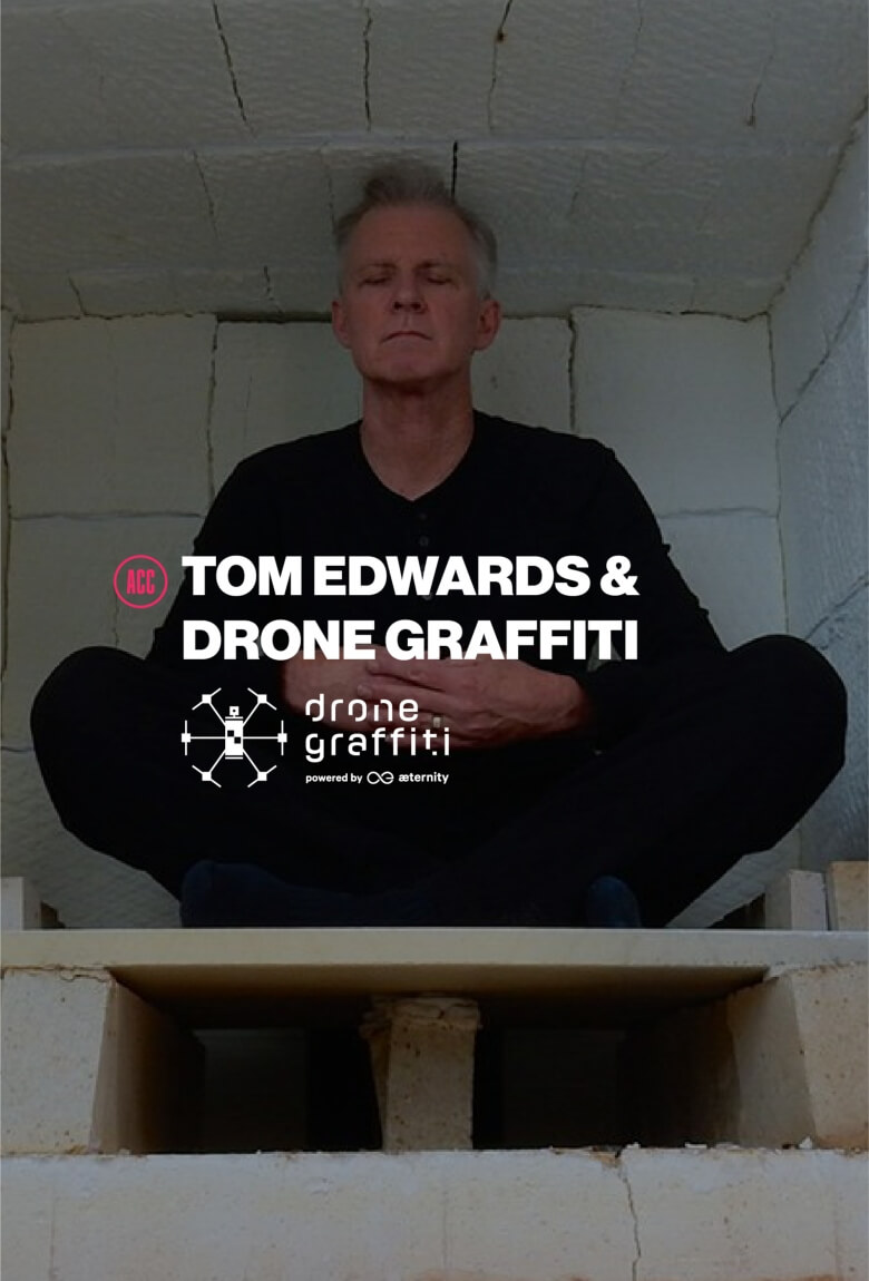 Tom Edwards invitado a Dron Graffiti Project