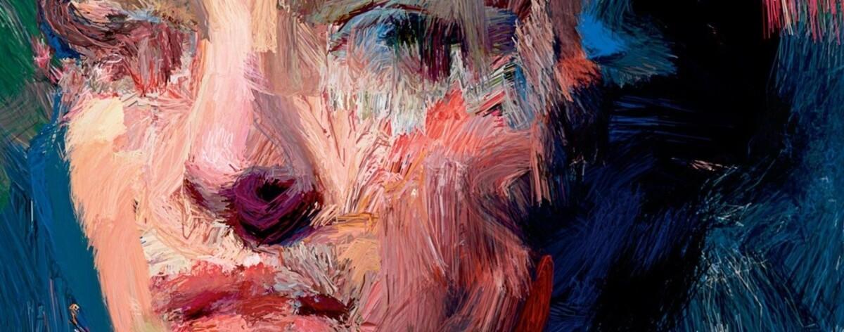 Retratos abstractos e informatizados con algoritmos