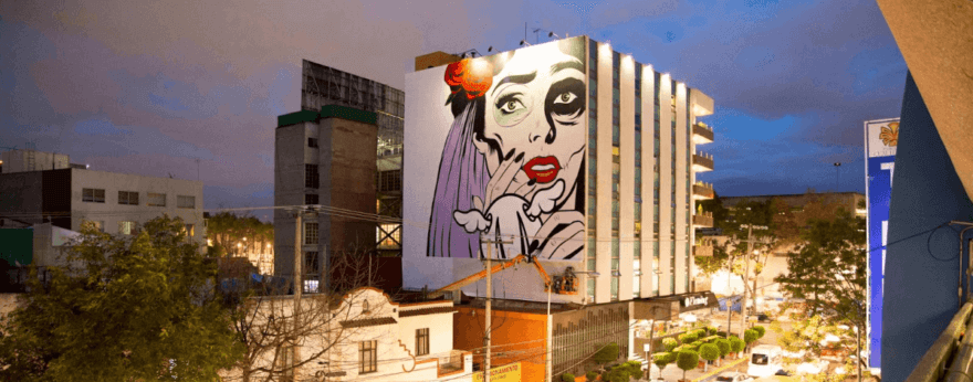 The best murals in Mexico City