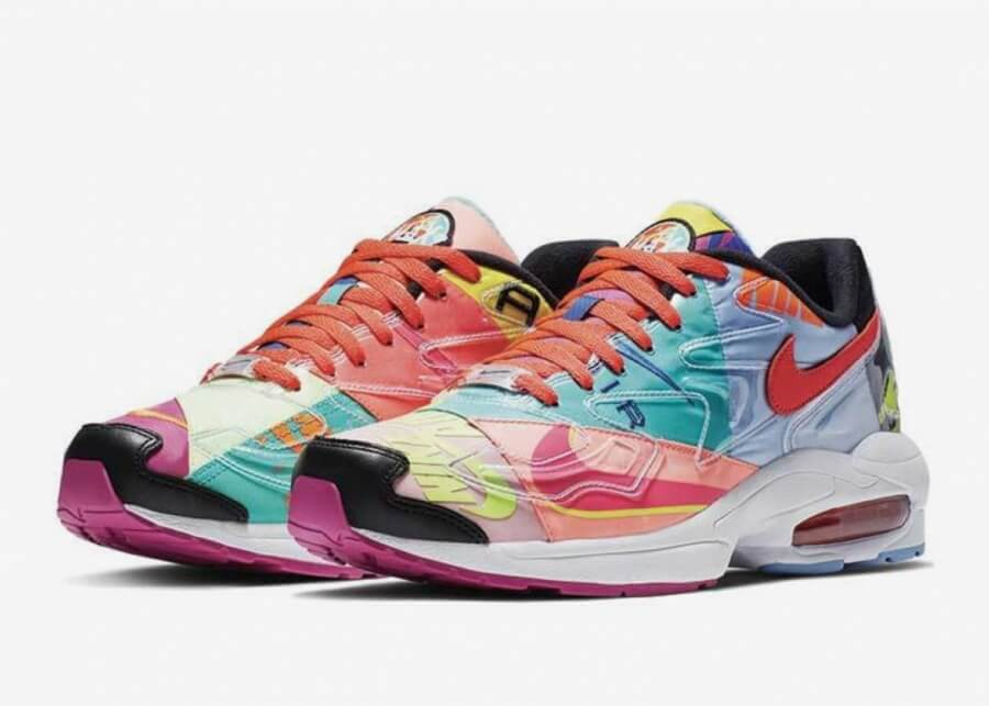 atmos Nike colores
