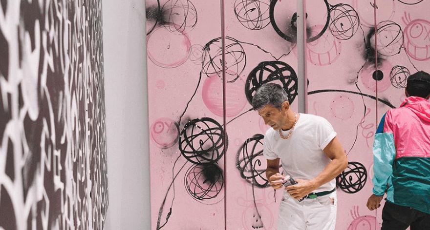 André y Futura presentan exposición en París