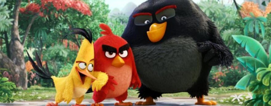 Angry Birds AR: Isle of Pigs en realidad aumentada