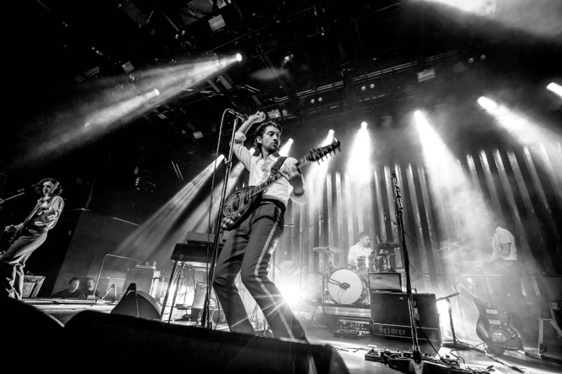 Concierto de Arctic Monkeys