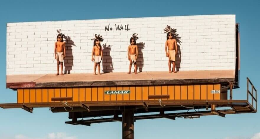 The Desert x Biennial opens in Coachella