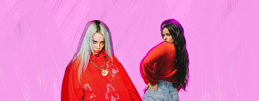 Billie Eilish y Rosalía lanzarán colaboración