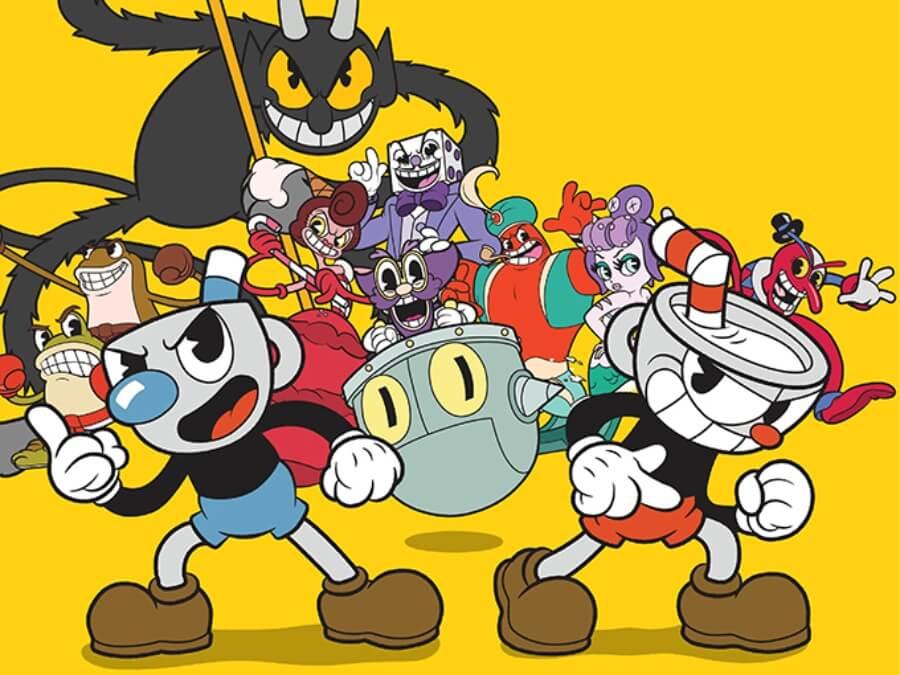 Cuphead acaba de anunciar su llegada para Nintendo Switch