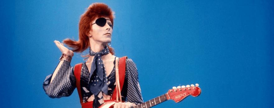 Demos de David Bowie entran en subasta