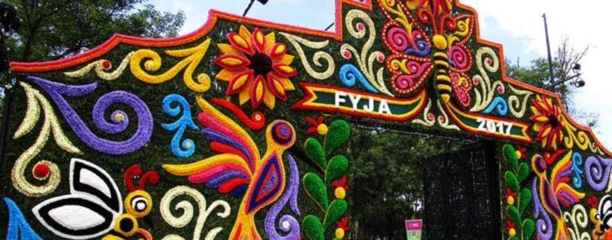 El Festival de Flores y Jardines Polanco regresa