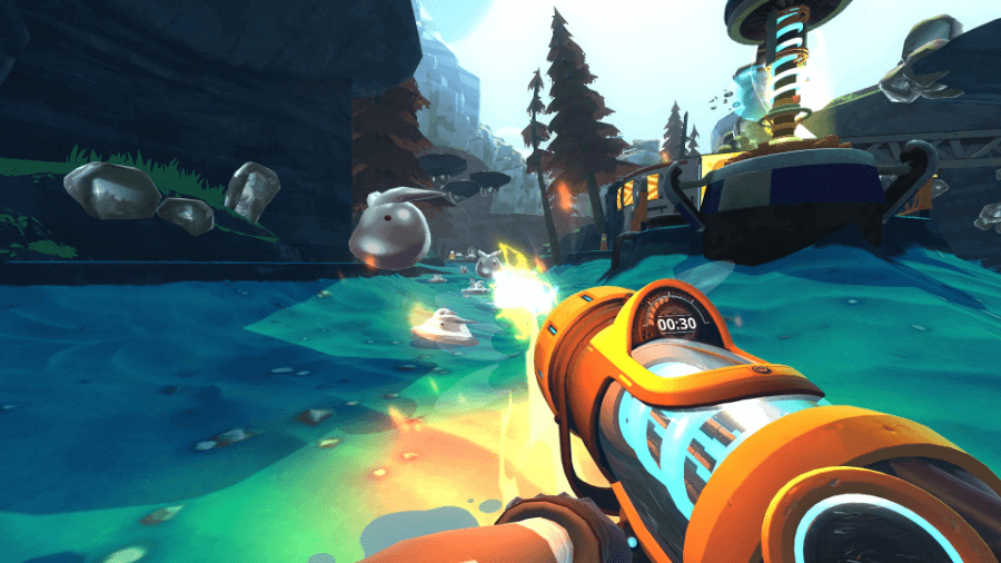 Epic Games lanza slimerancher