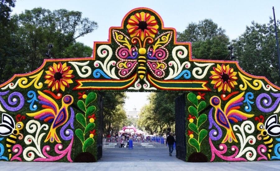 El Festival de Flores y Jardines regresa a CDMX