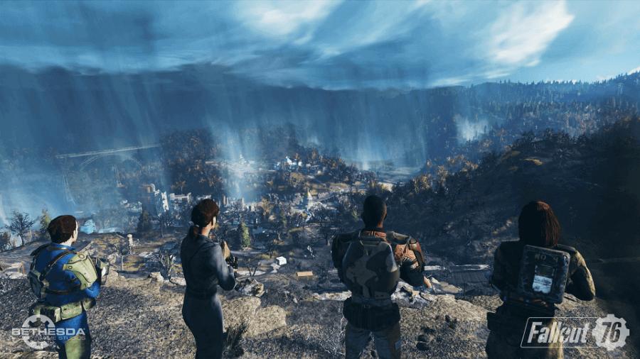 Imagen del videojuego Fallout 76