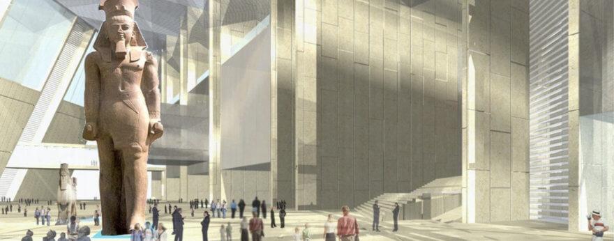 El Gran Museo Egipcio abre sus puertas en 2020