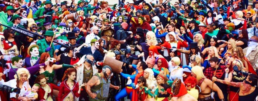 La Mole Comic Con 2019 está por llegar a la CDMX