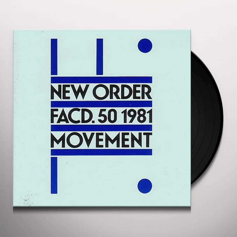 Portada Movement New Order