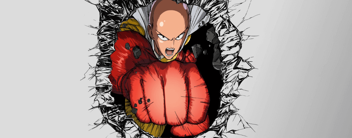One Punch Man lanzará su segunda temporada