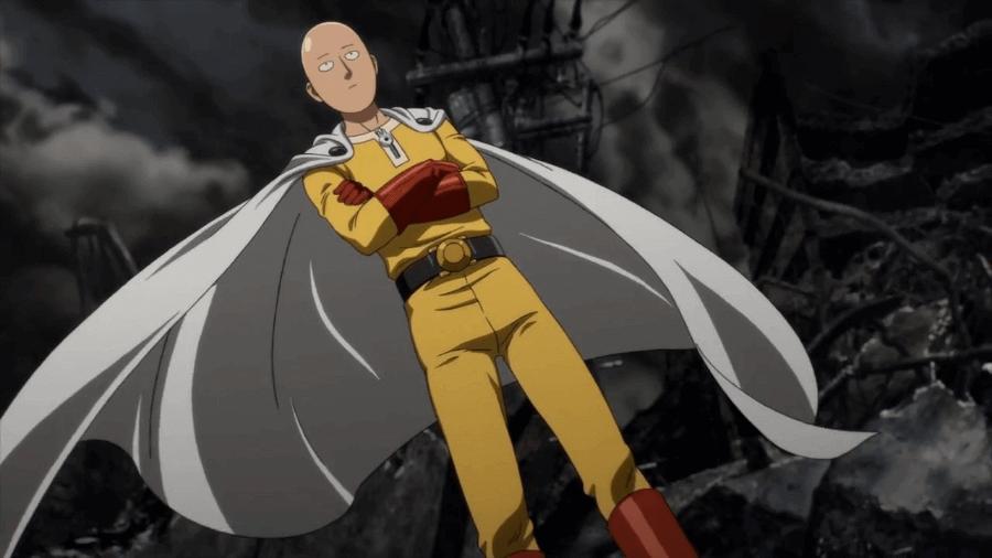 Saitama de One Punch Man