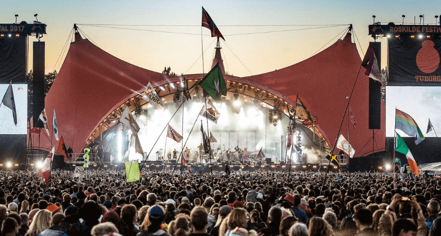 Roskilde Festival presenta este año a Dylan y Plant