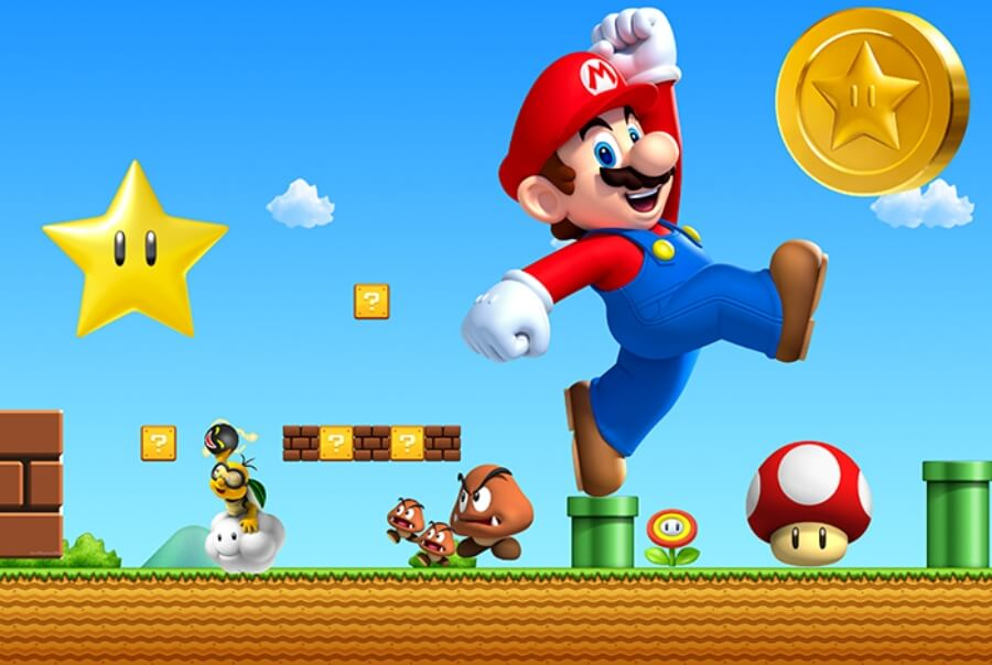 Last Super Mario Bros Is Auctioned All City Canvas